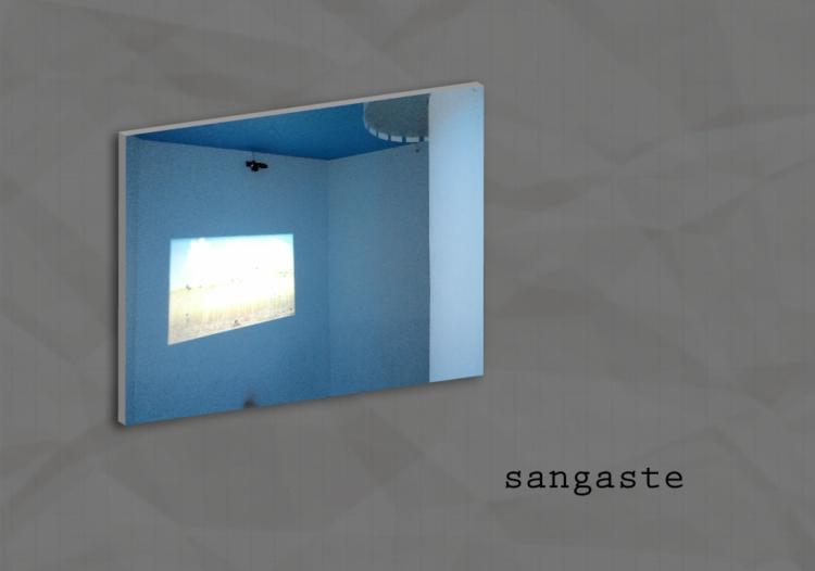 Sangaste mõisa erilahendus – interaktiivne Viljapõld