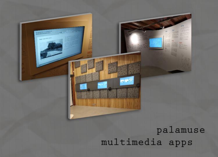 Multimeediarakendused Palamuse muuseumis